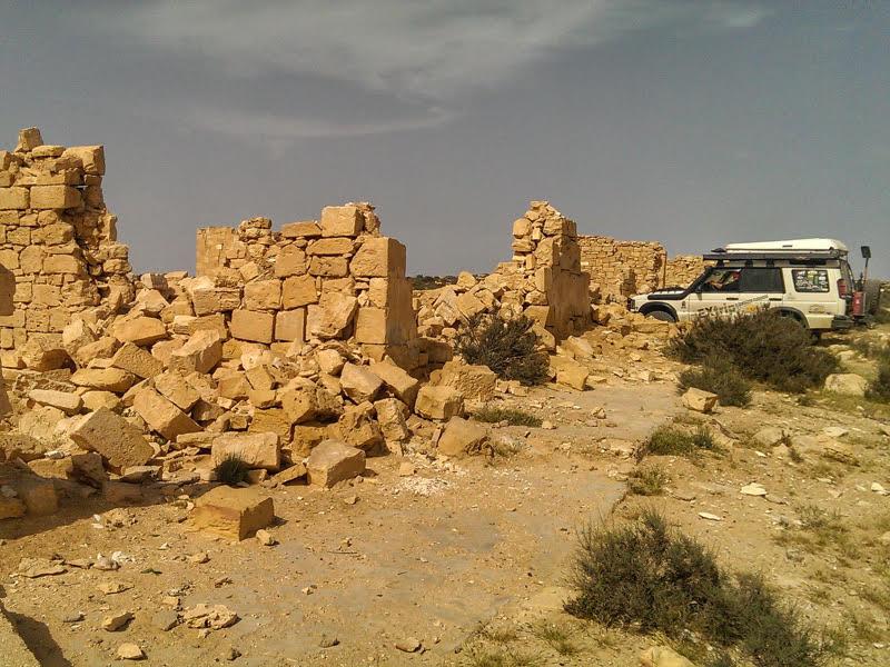 haluza ruins