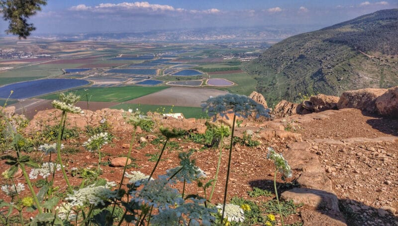 gilboa-har-saul-panoraman