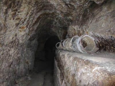 hasmonean water tunnel 2