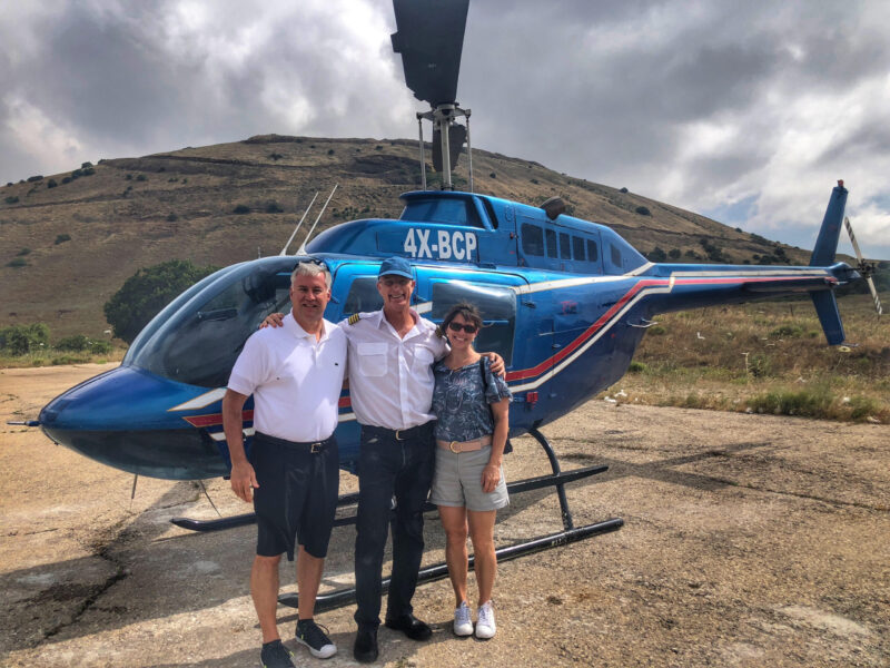 helicopter-tour-golan-heights
