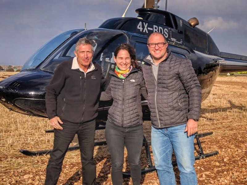 helicopter-tour-israel-north
