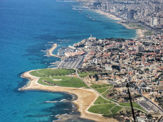 helicopter tour jaffa 2