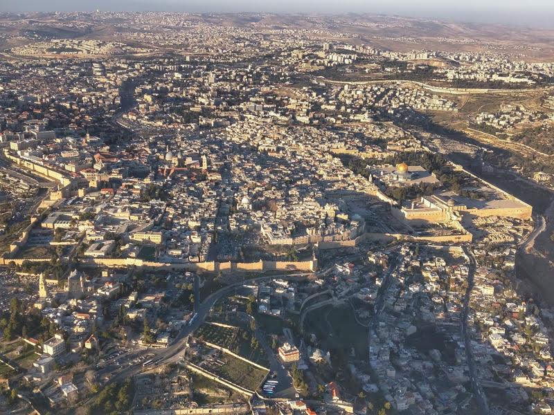 helicopter tour jerusalem 2