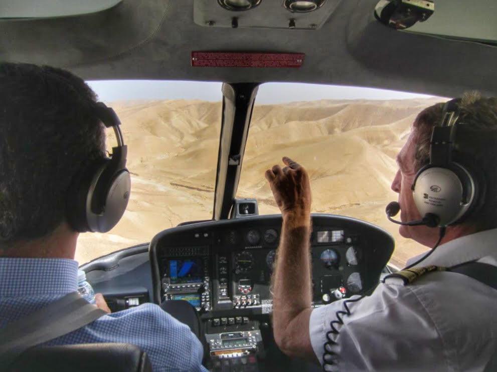 helicopter-tour-judean-desert