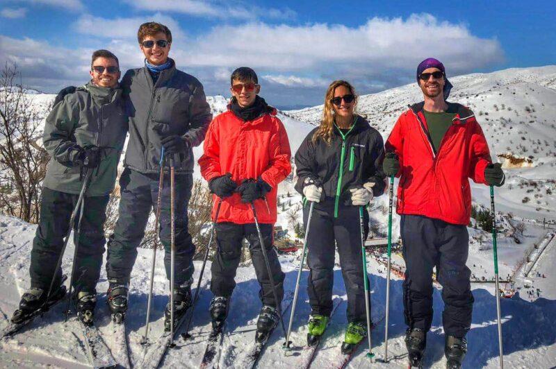 hermon-ski