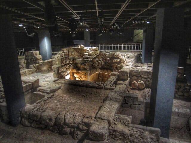 herodian quarter trial of jesus