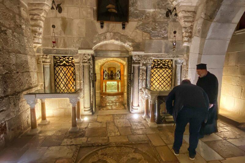 holy-sepulchre-prison-of-christ