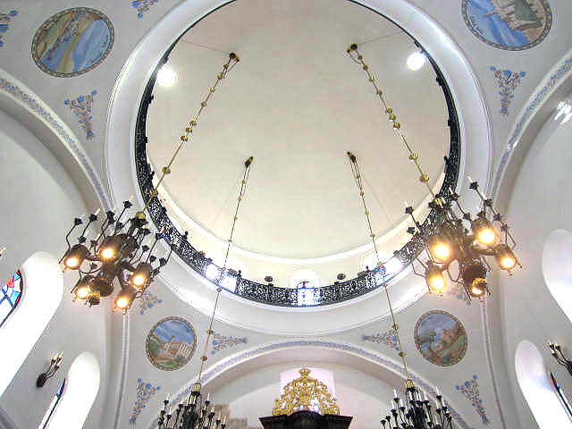 hurvah synagogue