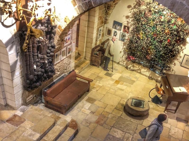 ilana goor museum interior