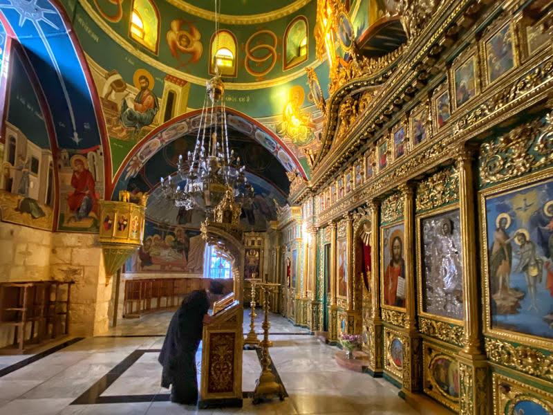 john the baptist prodromos church jerusalem