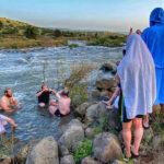 jordan river rapids bathing