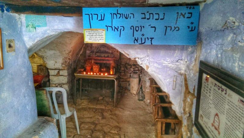 karo-cave-safed