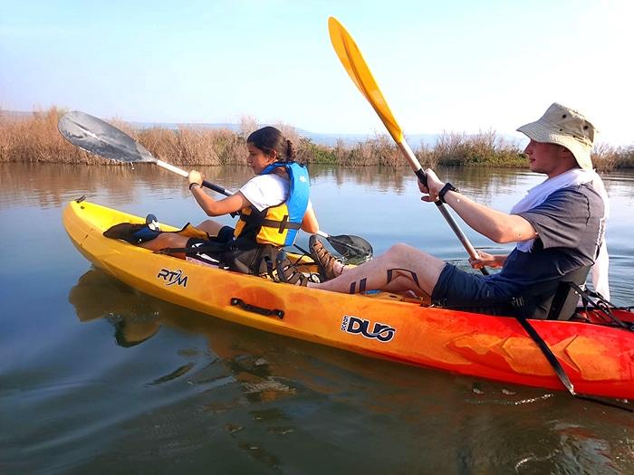kayakinerert-kayak-sea-of-galilee