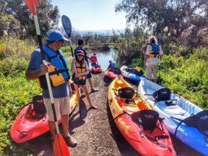 kayaking-in-israel