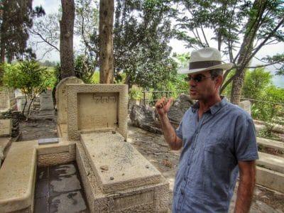 kinneret cemetery