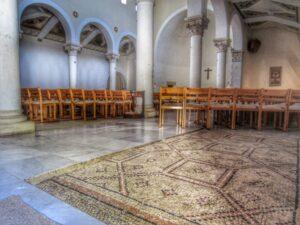 kiryat-yaarim-byzantine-mosaic