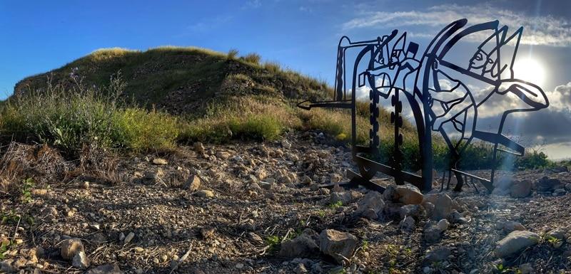 lachish panorama