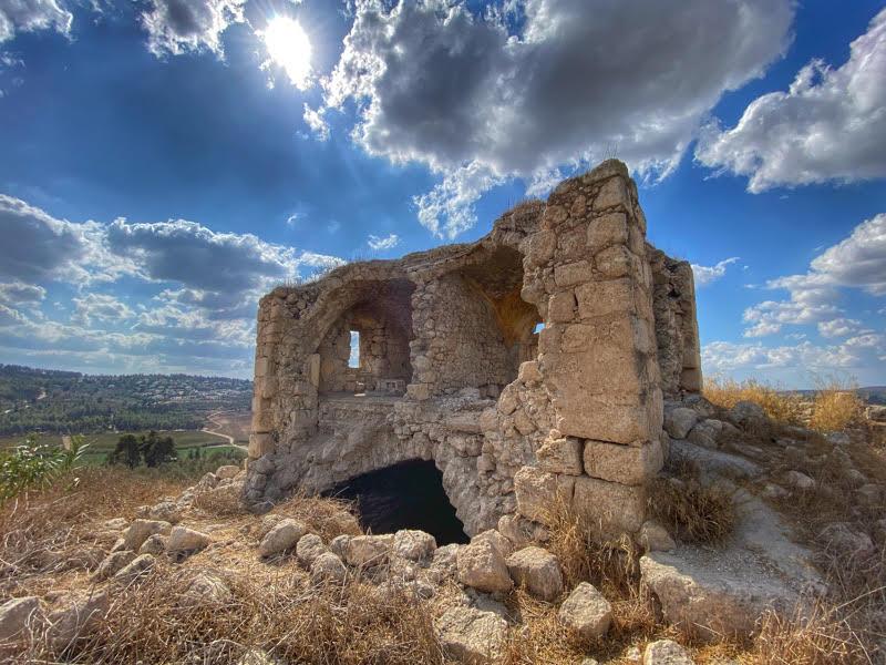 latrun fortress