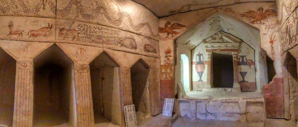 maresha-painted-tomb