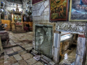 marys tomb