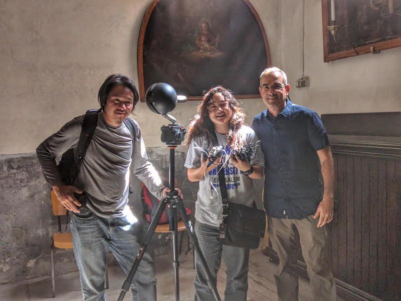 nativity 360 film
