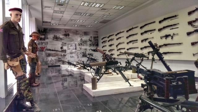 negev-warriors-museum-eilat