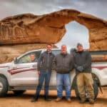 off road tour in wadi rum