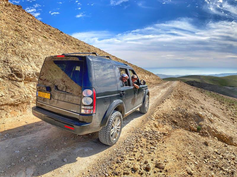 off road tour judean desert 4