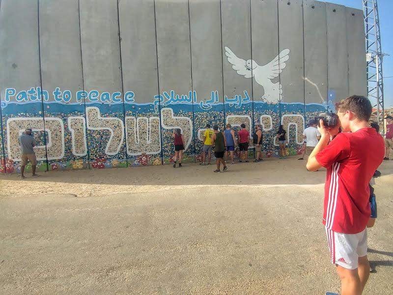 path for peace netiv haasara