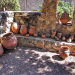 philistine street pottery