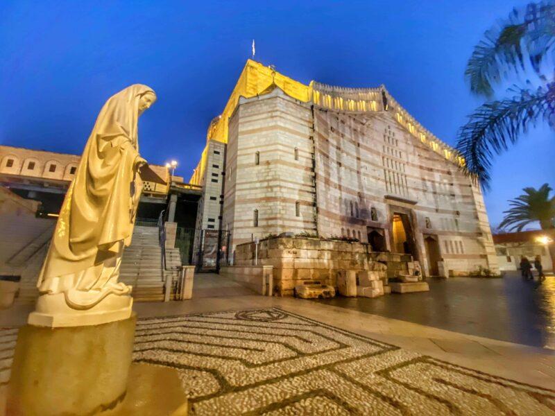 private-tour-to-Nazareth-church-of-annunciation
