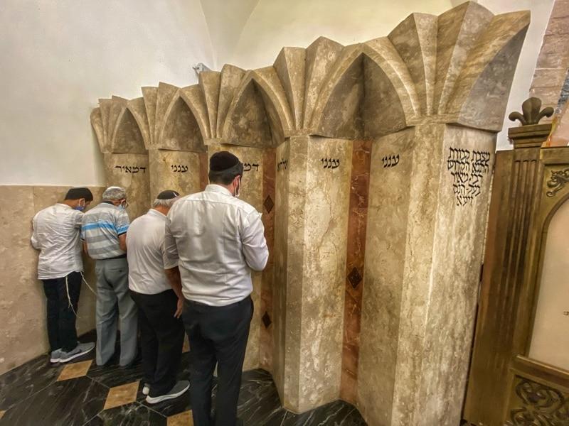 rabbi meir baal hanes tomb