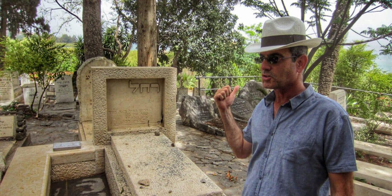 rachel-tomb-kinneret-cemetery