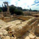 ramat rachel archaeological site 1