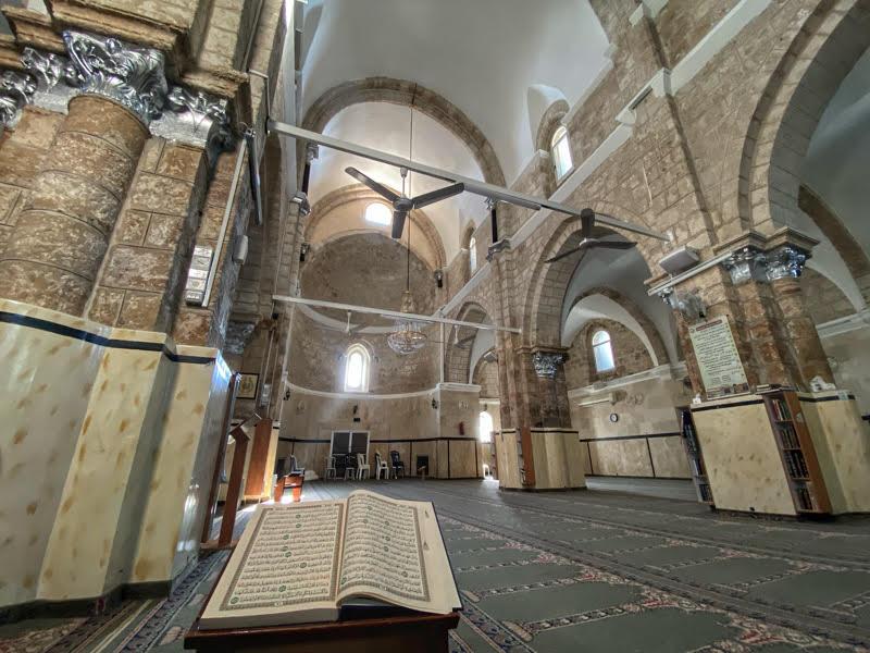 ramla mosque