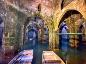 ramla pool of arches