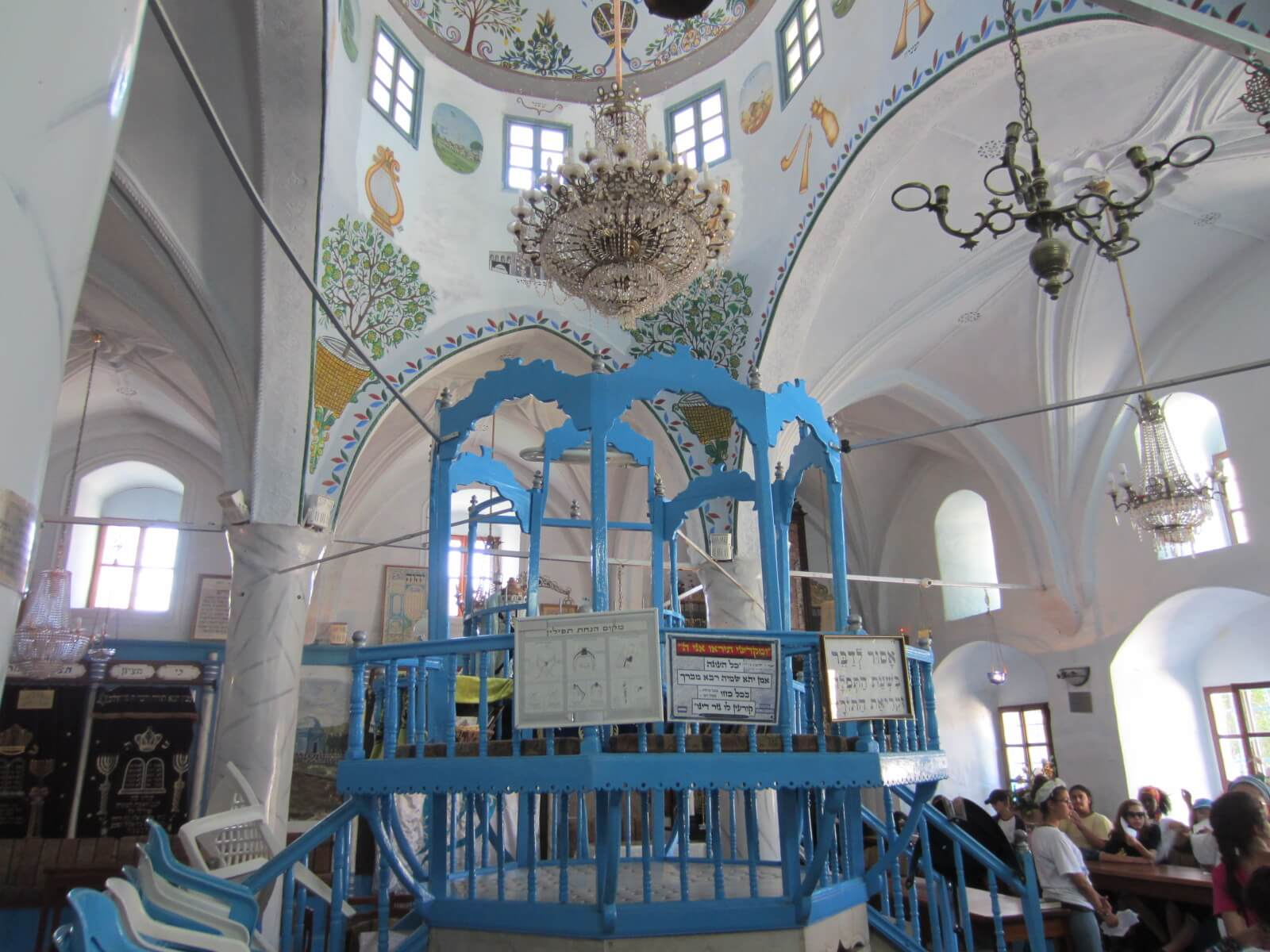 safed abuhav synagogue