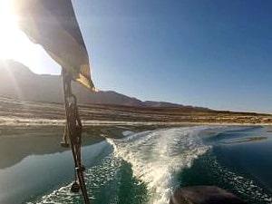 sail on the dead sea