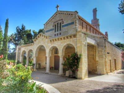 saint etienne church jerusalem 1