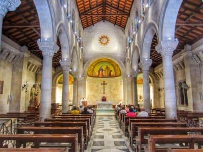saint joseph church nazareth