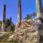 samaria sebaste basilica