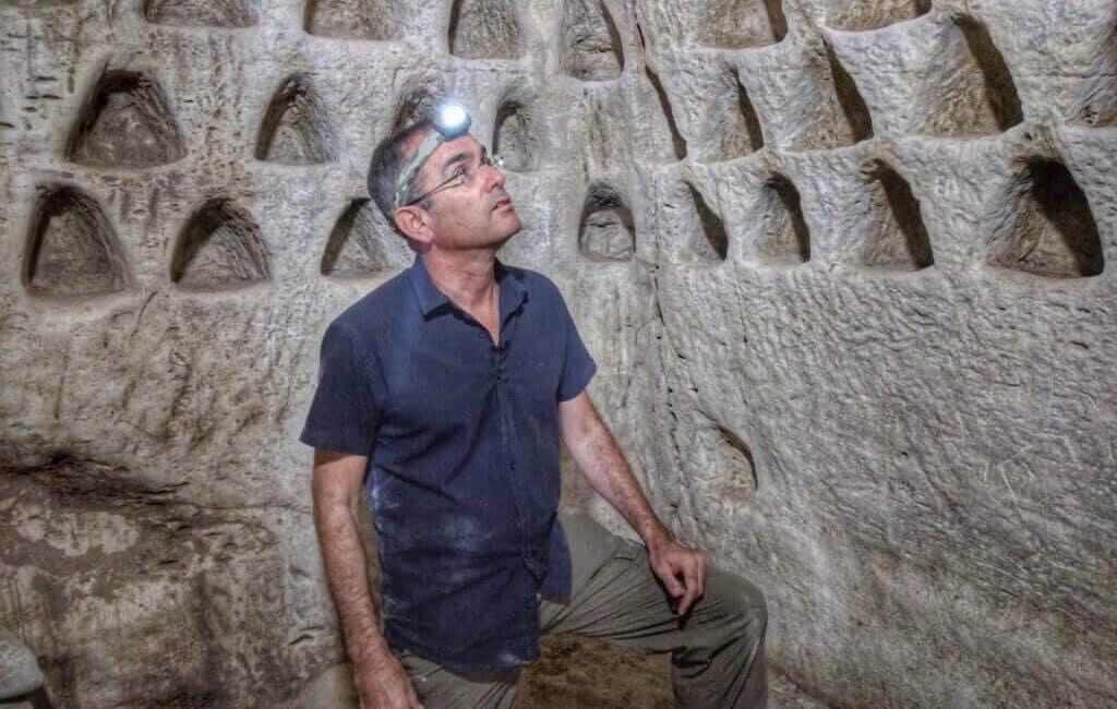 shefelah-goded-bar-kokhba-caves-columbarium
