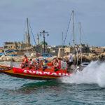 speed boat ride akko