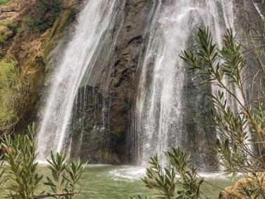 tabun waterfall