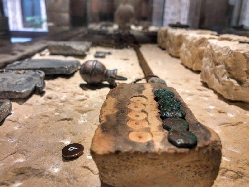 terra-sancta-museum-coin-mold