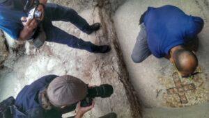 Maccabean tomb el midyah