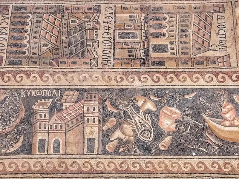 umm ar rasas mosaic