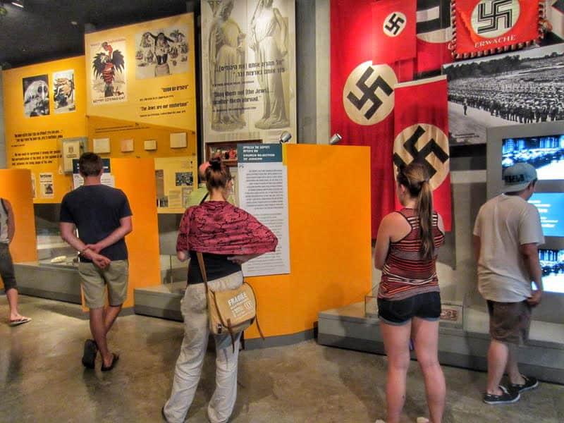 yad vashem main museum