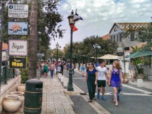 zichron yaakov promenade